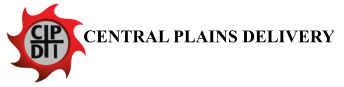 Central Plains Delivery, Inc. Retina Logo